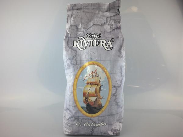 Caffè Riviera   C. Colombo   ganze Bohnen   1kg