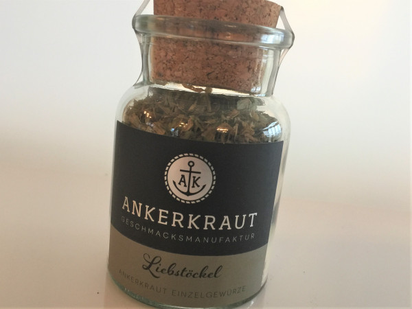 Liebstöckel gerebelt   im Gewürzglas   Ankerkraut 15g