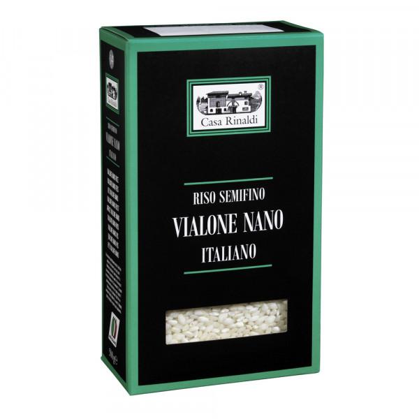 Risotto Reis | Vialone Nano | Casa Rinaldi | 500g semifino