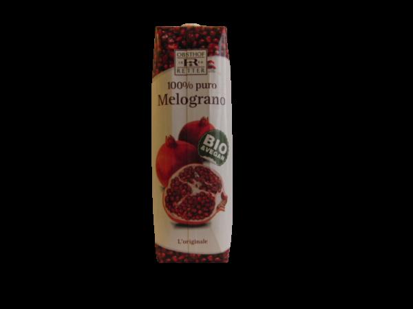 Granatapfel Fruchtsaftkonzentrat vom Obsthof Retter   1L