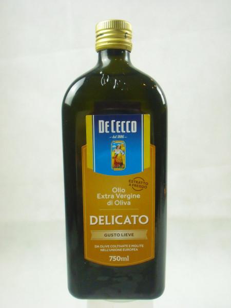 De Cecco | Olivenöl Extra Vergine | Delicato Gusto Lieve | 0.75L