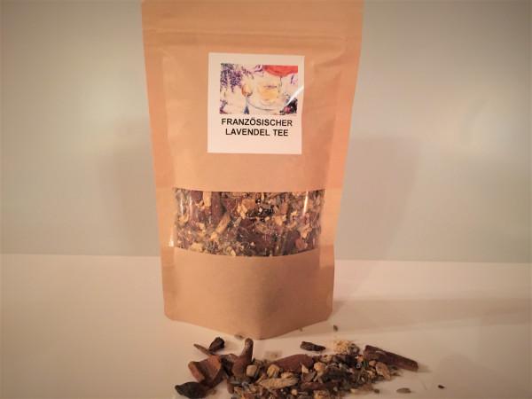 Französischer Lavendel Tee | Aroma Vorratspackung | 65g