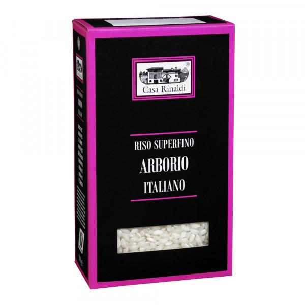 Risotto Reis   Arborio Italiano   Casa Rinaldi   1kg superfino