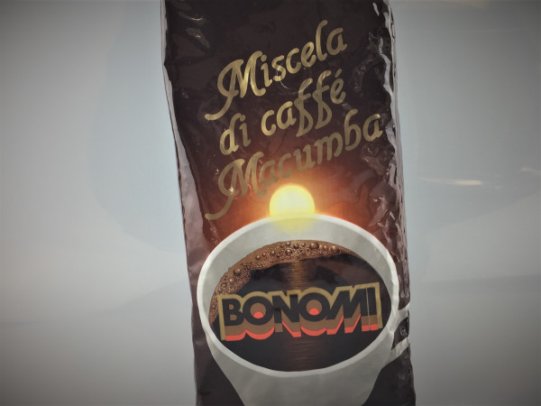 Bonomi di Caffè Macumba   ganze Bohnen   Mailand   1kg