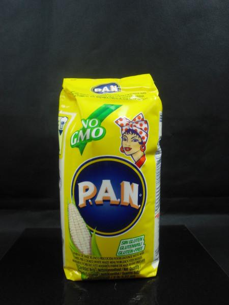 Weißes Maismehl Glutenfrei   Pancorn   Italien   1kg