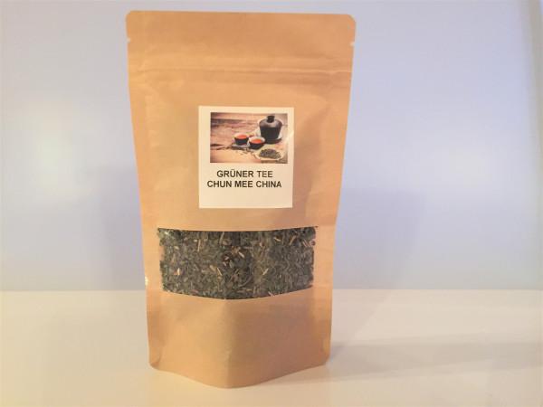 Grüner Tee | Cun Mee China | Aroma Vorratspackung | 50g