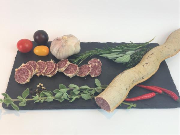 Stangerl Salami | Bayerische Spezialität | 300g
