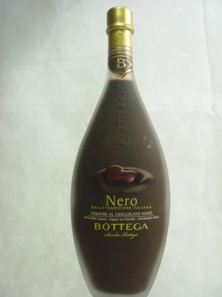 Bottega Crema Di Cioccolato Nero   Schokoladen Likör   0.5l