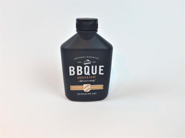 BBQ Honig & Senf Sauce & Süß und würzig | 398ml.