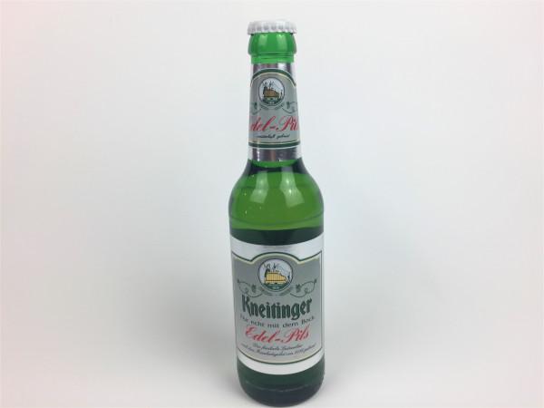 Edel Pils | Kneitinger Brauerei Regensburg| 0.33Liter | Alk. 5.2% vol.