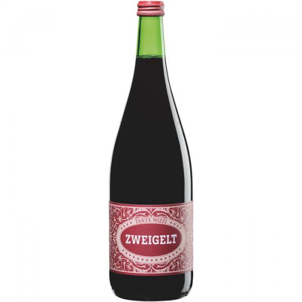 Zweigelt Tante Mizzi | Österreichischer Landwein | 1L