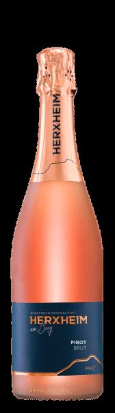 Pinot Rosé Sekt Brut   Pfalz   Herxheim am Berg   0.75l