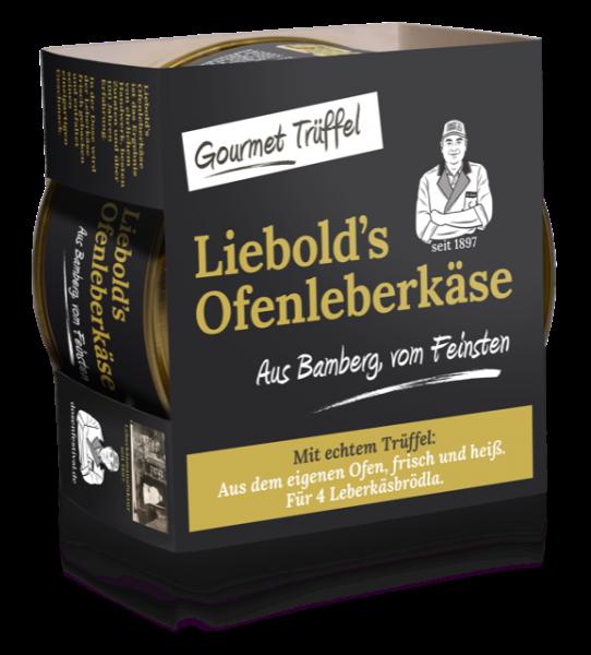 Gourmet Trüffel Leberkäs zum Aufbacken von Liebold´s | 400g