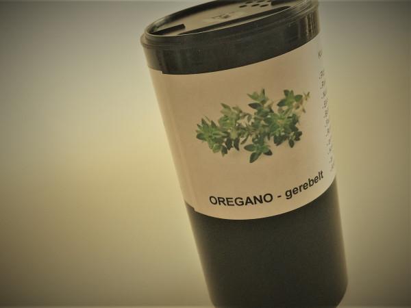 Oregano gerebelt   Aroma Gewürzstreuer   40g