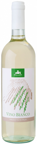 Vino Bianco Vdt. | Feudo Italia | Casa Vinicola Bennati | 0.75l