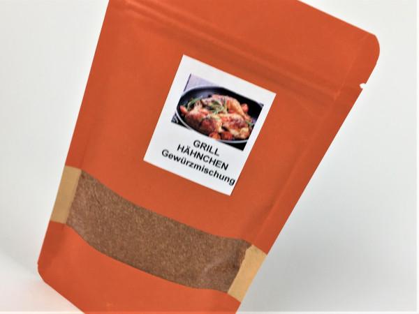 Grill Hähnchen Gewürzzubereitung   Aroma Vorratspackung   70g