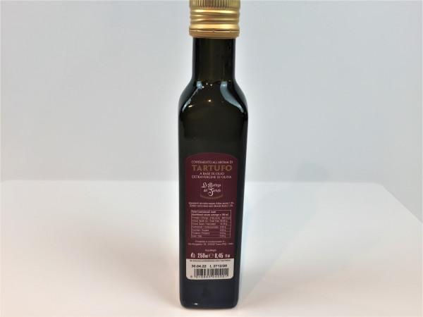 Trüffelöl mit weißem Trüffel   La Bottega del Tartufo   250ml.