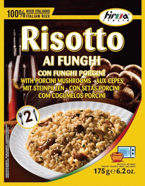 Risotto Al Funghi   Firma Italia   175g