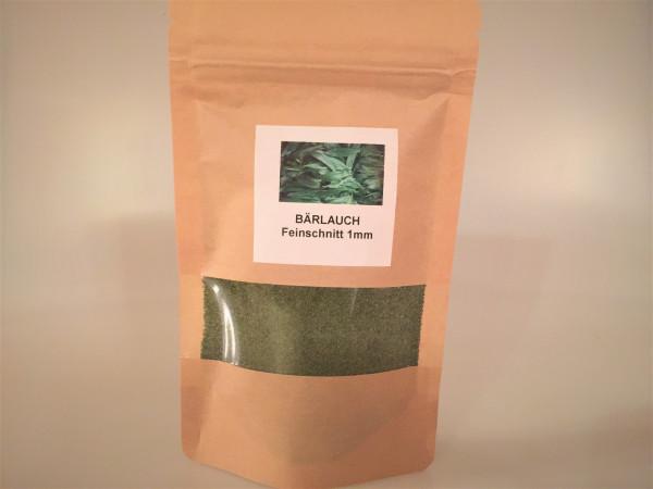 Bärlauch Feinschnitt | Aroma Vorratspackung | 40g