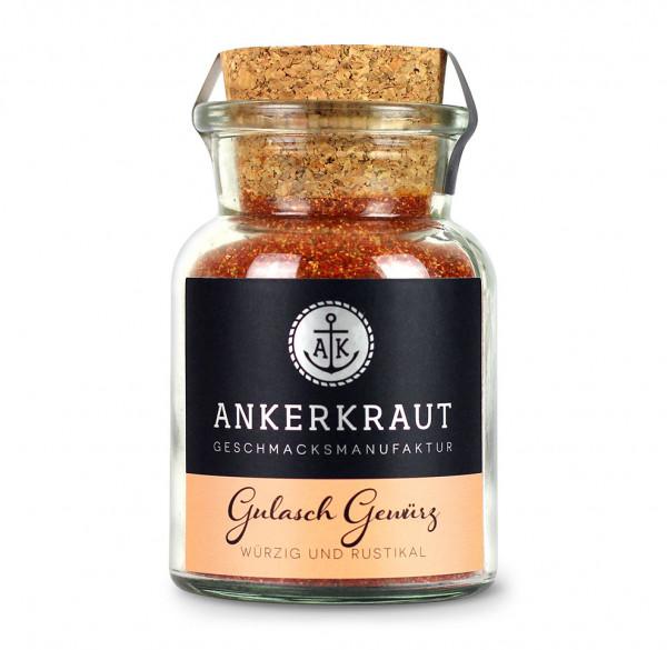 Gulasch Gewürzmischung   im Gewürzglas   Ankerkraut   80g