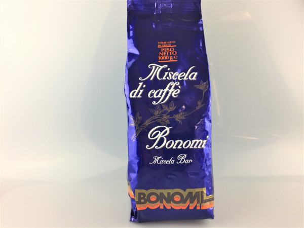 Bonomi Miscela di caffè | BAR | Mailand | ganze Bohnen | 1kg