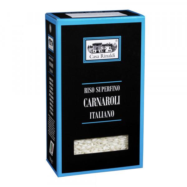 Risotto Reis   Carnaroli Italiano   Casa Rinaldi   500g superfino