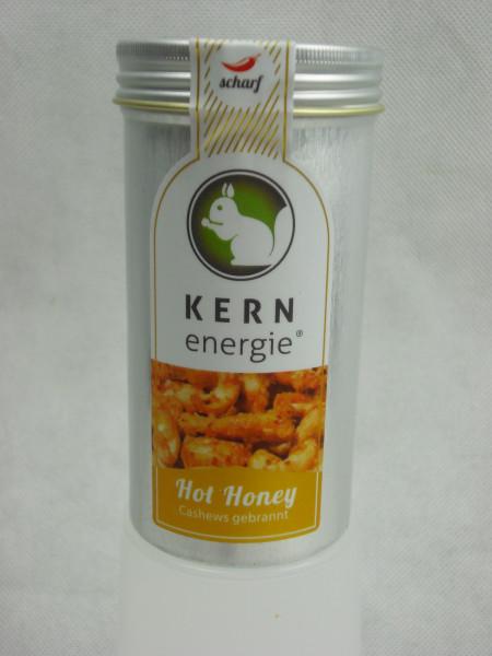 Hot Honey Cashews gebrannt | KernEnergie | 100g