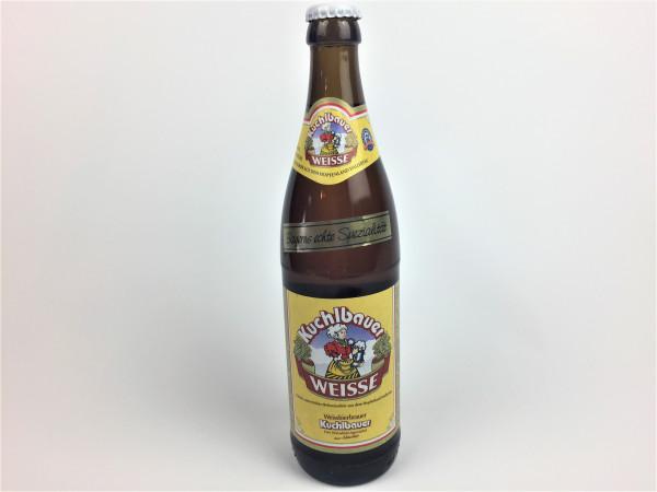 Kuchlbauer Weisse | Brauerei Kuchlbauer Abensberg | 0.5 Liter | Alk. 5.2% vol.-