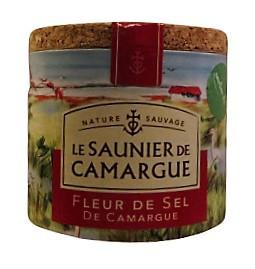 Weiße Salzflocken | Fleur de Sel | Camarque Frankreich | 125g