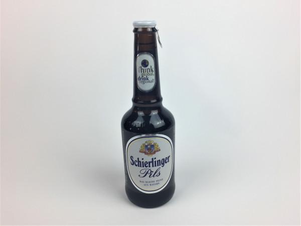 Schierlinger Pils   Spezial Brauerei Schierling   0.33Liter   Alk. 5.0% vol.