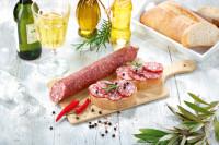 Fischer´s Chili Salami aus Bamberg | 480g
