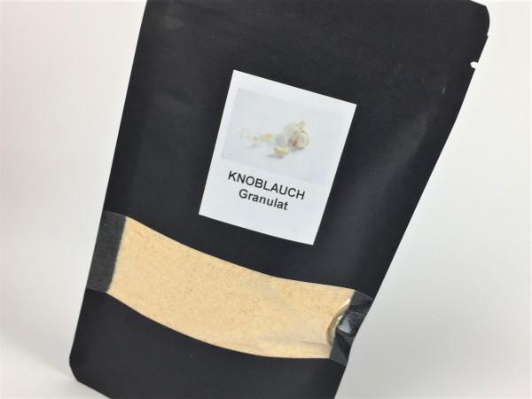 Knoblauch fein granuliert   Aroma Vorratspackung   100g