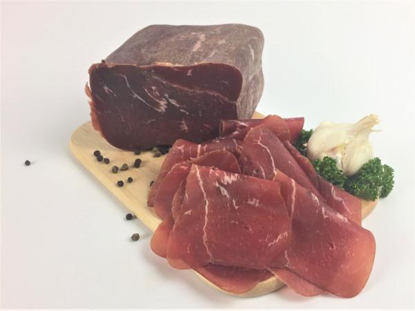 Schweizer Bündner Fleisch vom Rind luftgetrocknet | 1100g