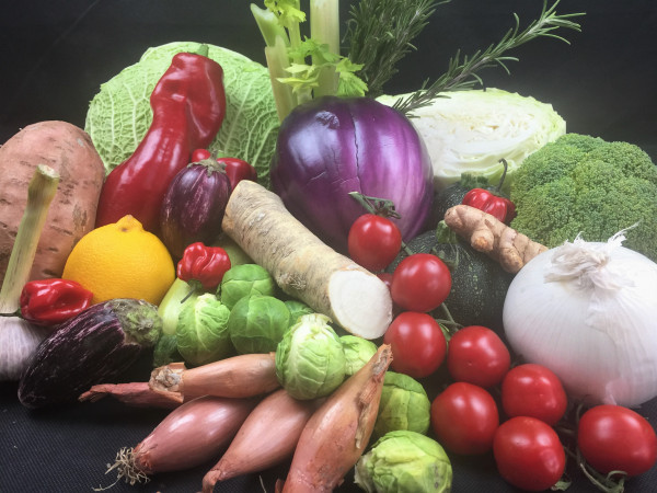 März Basic Gemüsebox | der Saison | 20 Produkte = 5kg | frisch vom Markt