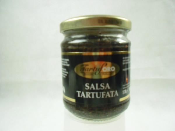 Trüffel Sauce aus Italien, Salsa Tartufato 170g