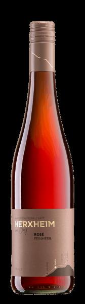 Rosé Feinherb Pfalz   Herxheim am Berg   0,75 Liter