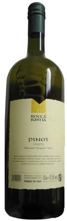 Pinot Veneto IGT   Rocca Bastia   1.5L Magnum
