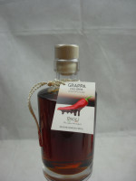 Grappa Likör Spirituose 31.0% | Schokolade & Chili