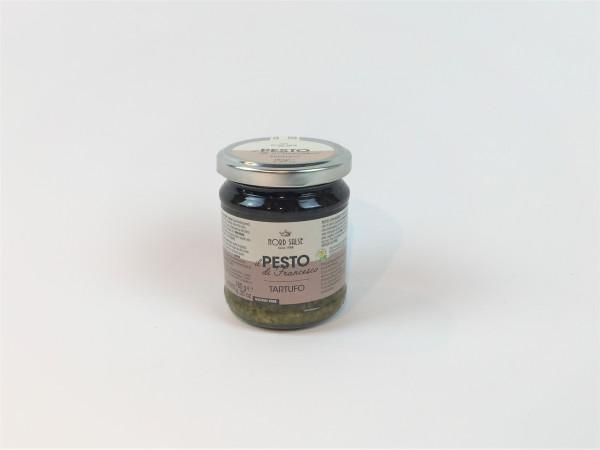Pesto Tartufo mit Genueser Basilikum und Trüffel | Nord Salse | 180g