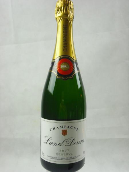 Champagner - Schaumwein | Lionel Derens Brut Reserve, 0,75L