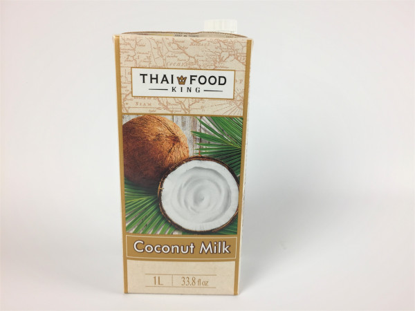 Kokosmilch | Thai King Food | 1 Liter Tetra