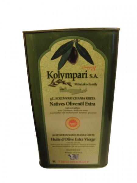 Olivenöl Nativ Extra -| Kolympari | Kreta Griechenland | 1 Liter