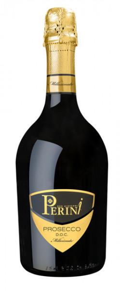 Perini Prosecco EXTRA DRY Millesimato DOC   2019 Spumante   0.75l