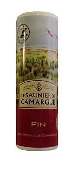 Weißes Camargue Salz fein gemahlen   Le Saunier   250g