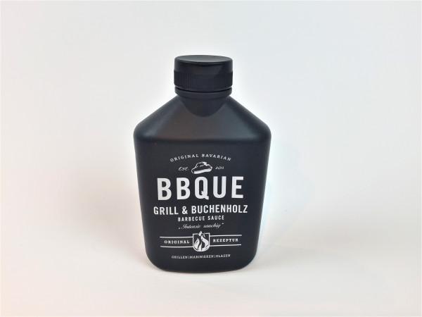 BBQ Grill & Buchenholz Sauce 395ml.