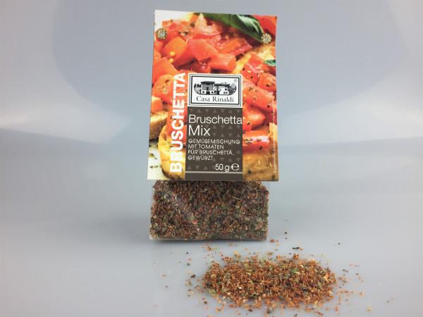 Bruschetta Mix Gemüsewürzmischung | Casa Rinaldi | 50g
